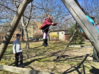 2016.03.20. Óvodások húsvéti műsora a Kistemplomban