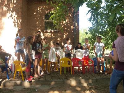 2016.08.15-19. Gyermek evangelizáció Borbányán