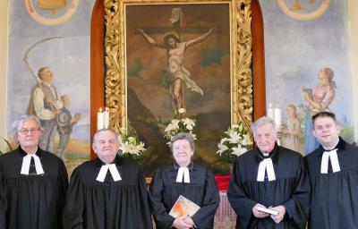 2017.11.05. A Kálmánházi Evangélikus Templom 75 éves...