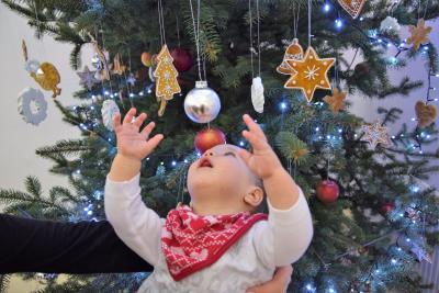 2017.12.16. Családi karácsonyi ünnepség Mandabokorban...