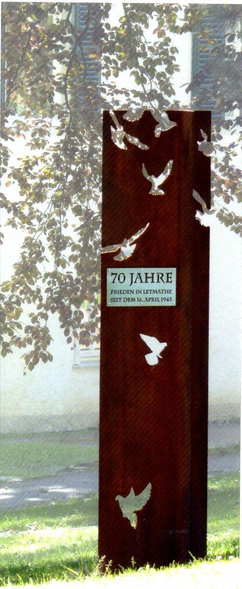 Frieden in Letmathe 70