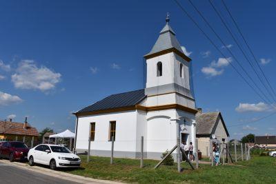 2020.07.05. Érpataki templom - hálaadó istentisztelet